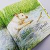 Blue tit chick – children's book by Bernardine Mulryan and Aga Grandowicz_spread